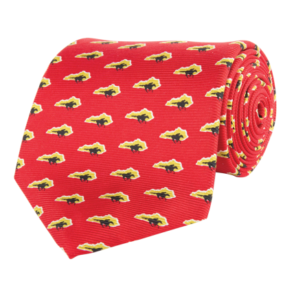 KY Traditional Red Tie